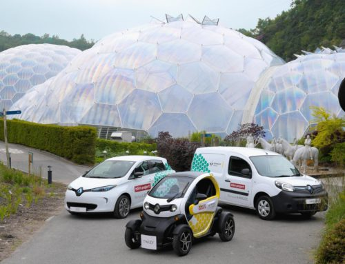 Fleets urged to plug into electric