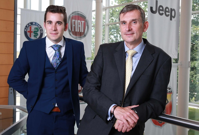 English heads Fiat Chrysler lease team | Business Car Manager