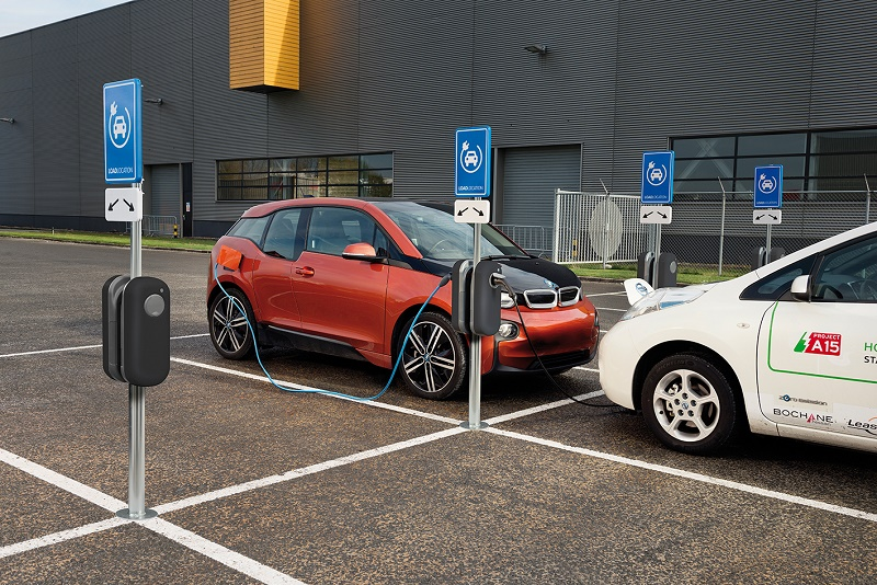 New Motion chargepoints