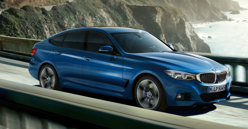 bmw 3 series gran turismo design 01