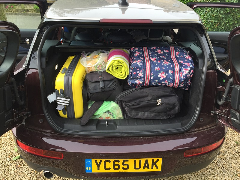 MINI Clubman Cooper D Final Report: 6-door MINI passes luggage test