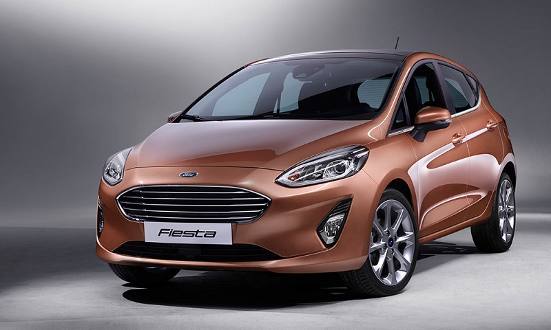 new generation Fiesta