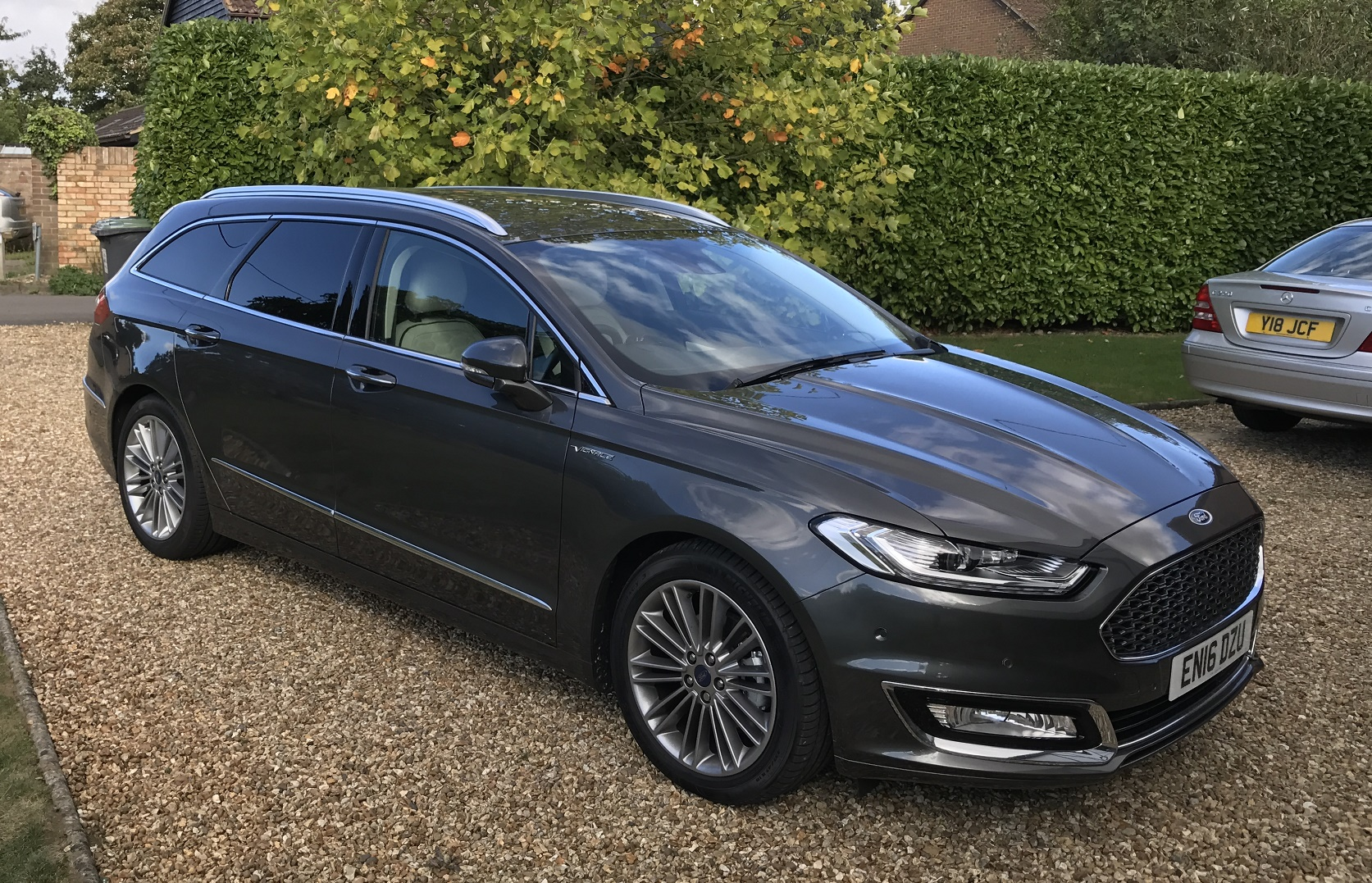 Ford Mondeo Vignale 2 0 Tdci Estate Review Business Car