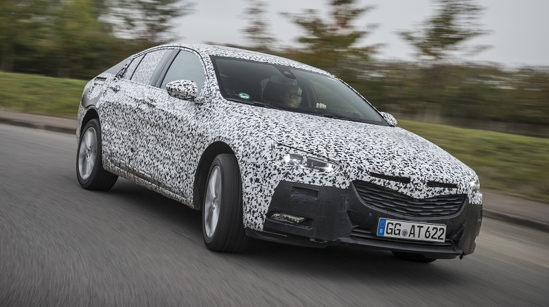 five new Vauxhall models for 2017