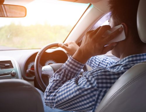 How your phone can cost you penalty points