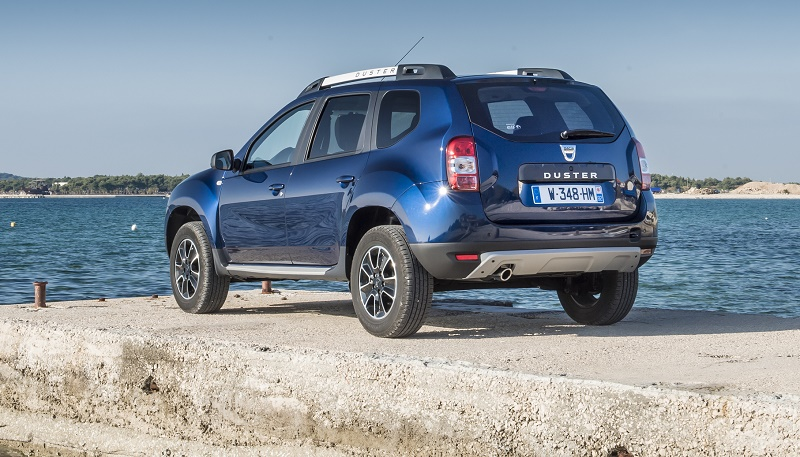 dacia duster prestige auto review business car manager. Black Bedroom Furniture Sets. Home Design Ideas