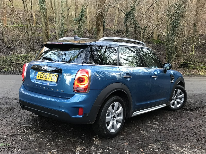 new mini countryman better for business business car manager. Black Bedroom Furniture Sets. Home Design Ideas