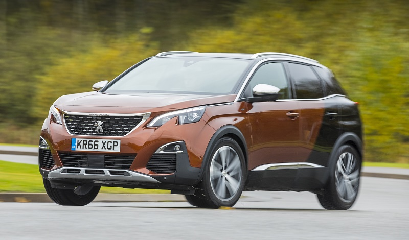 Peugeot 3008 2 0 Bluehdi 180 Gt Review Business Car Manager