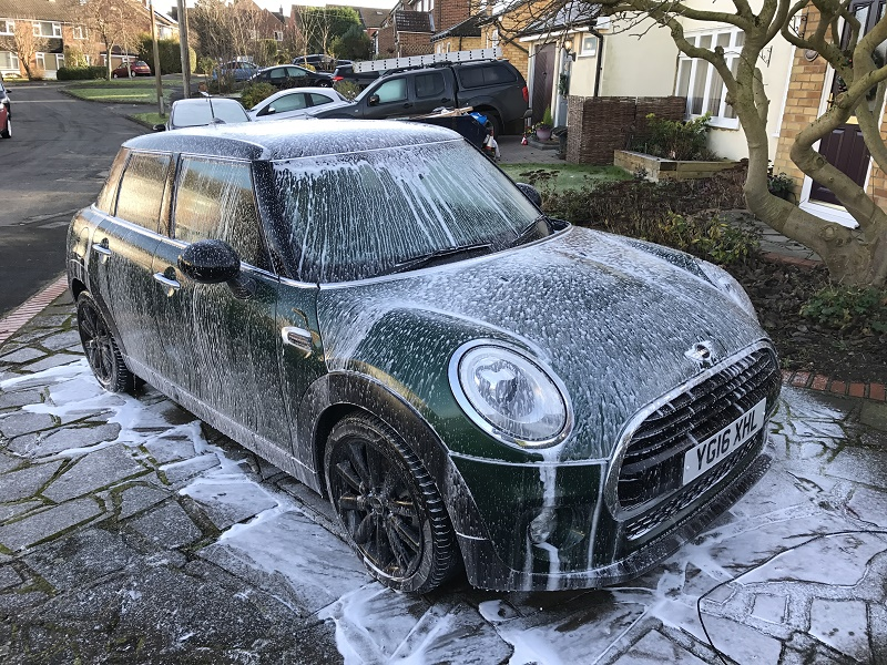 Long-term MINI Cooper