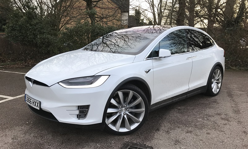Tesla Model X 90d Review Business Car Manager