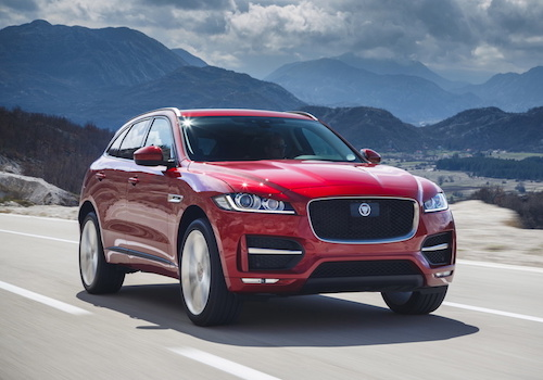 new business version of jaguar f pace business car manager. Black Bedroom Furniture Sets. Home Design Ideas