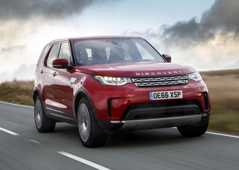 Land Rover Discovery 2.0 Sd4 HSE Luxury