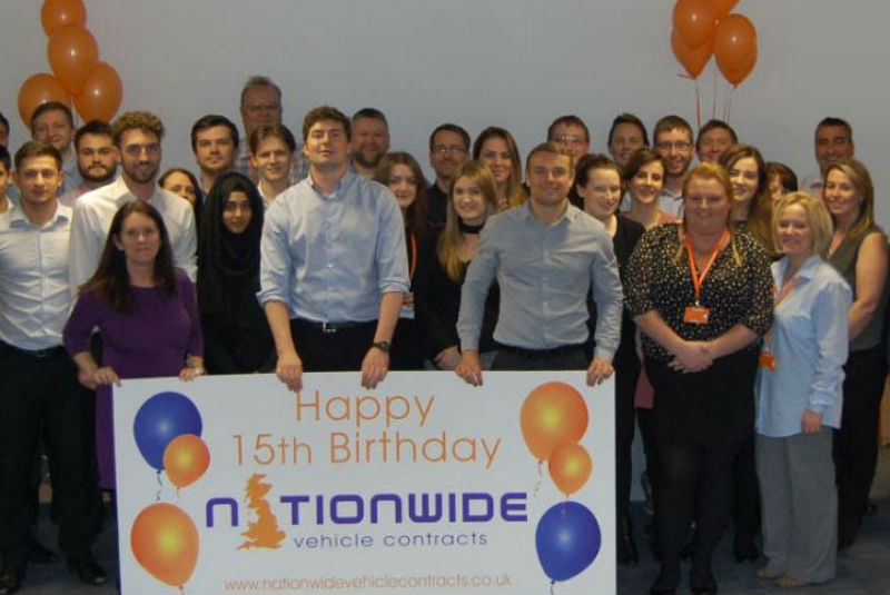 Nationwide turns 15!