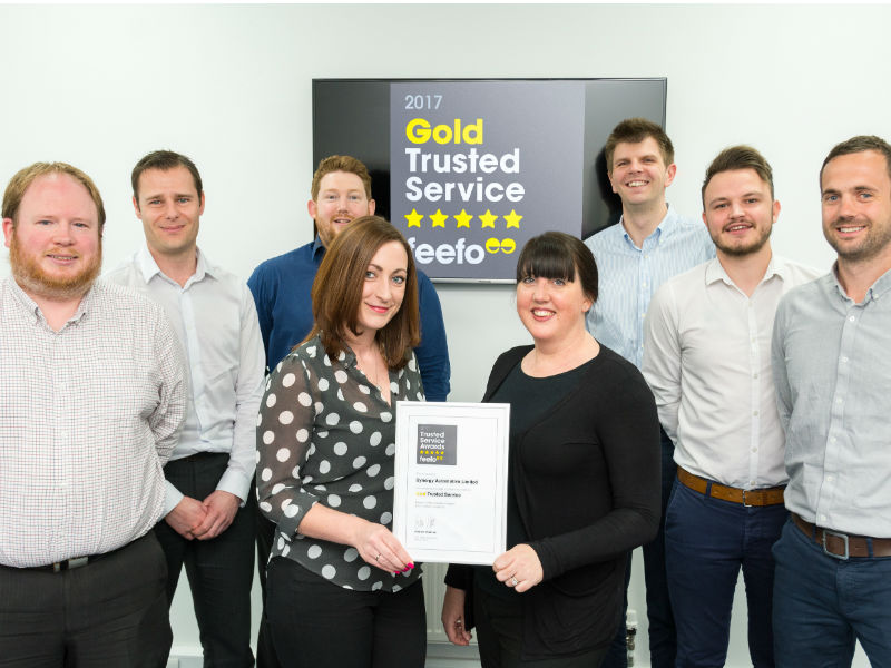 Synergy scoops accolade for customer experience
