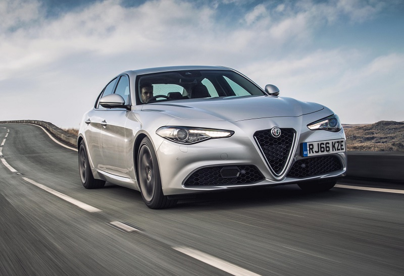 alfa romeo giulia 2 2 turbo diesel 180 bhp super review. Black Bedroom Furniture Sets. Home Design Ideas