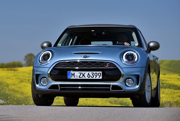 MINI Clubman means business