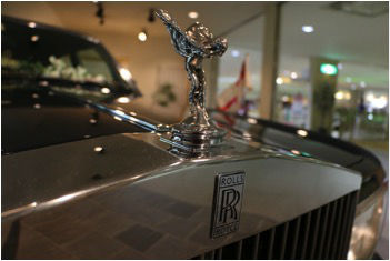 Rolls-Royce Spirit of Ecstacy