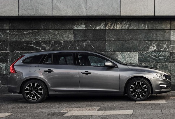 Volvo V60 and S60 Business Edition Lux versions