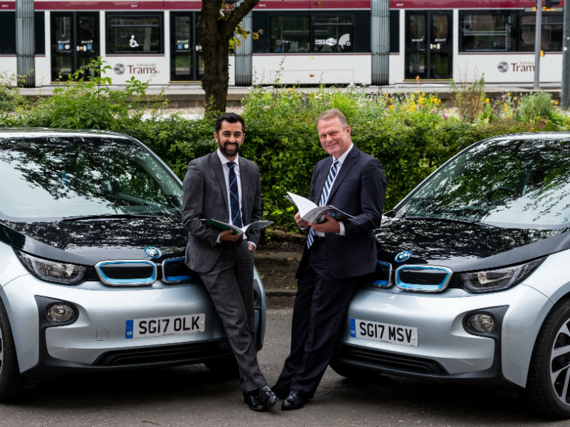 Shepherd Surveyors Flock To Bmw I3s Business Car Manager
