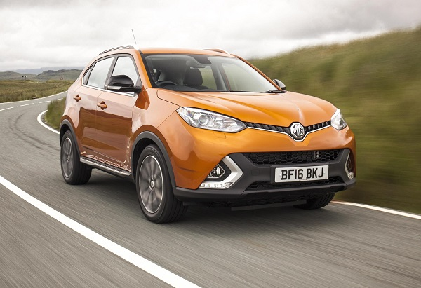 MG GS Excite 1.5