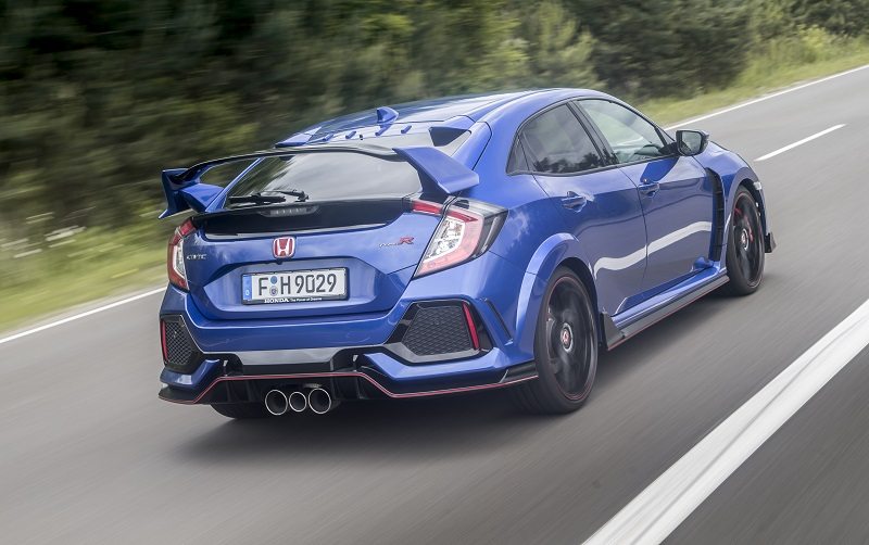 review of the new honda civic type r gt business car manager