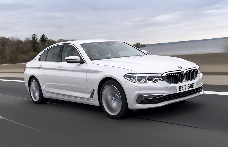 BMW 530e iperformance front