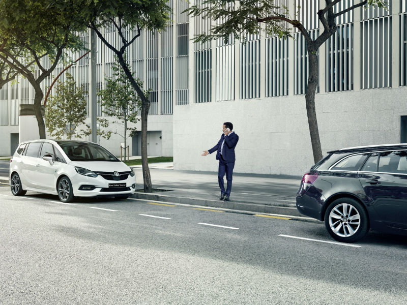Vauxhall OnStar helps police but thief behind bars
