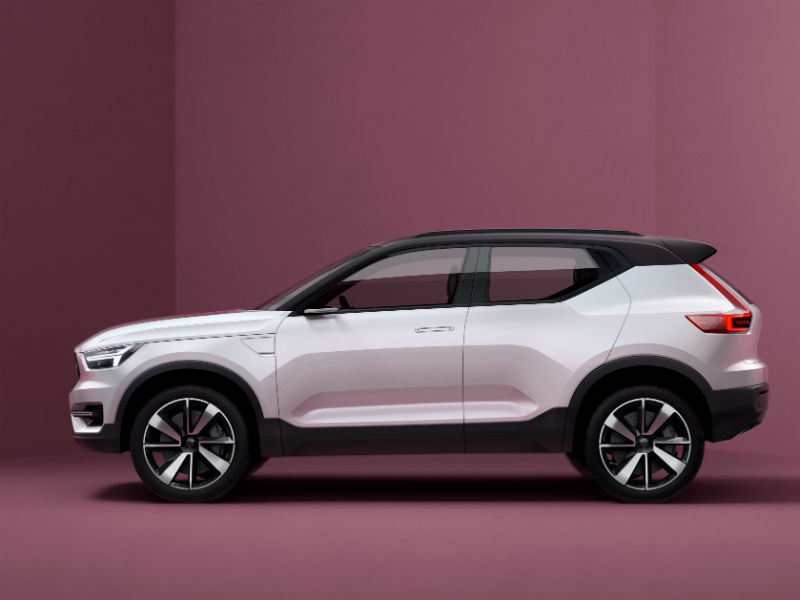 Volvo Xc40 To Feature Dramatic Individualisation