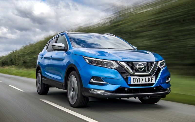 nissan qashqai 1 6 dci 130 tekna review business car manager. Black Bedroom Furniture Sets. Home Design Ideas