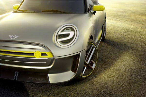 MINI Electric Concept at the Frankfurt Motor Show 2017