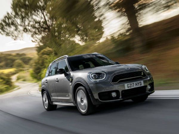 MINI Countryman PHEV