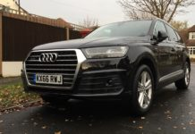 Audi Q7 long term review leasing