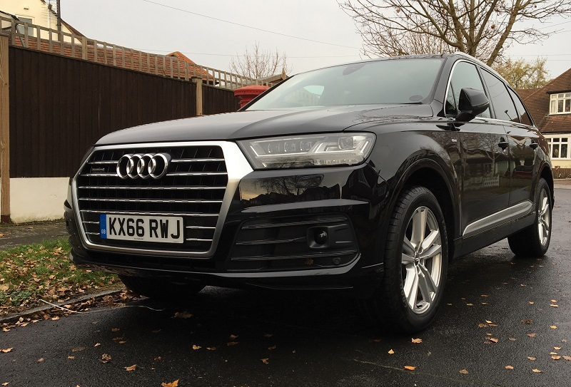 Seven Reasons To Lease An Audi Q Business Car Manager - Audi q7 contract hire
