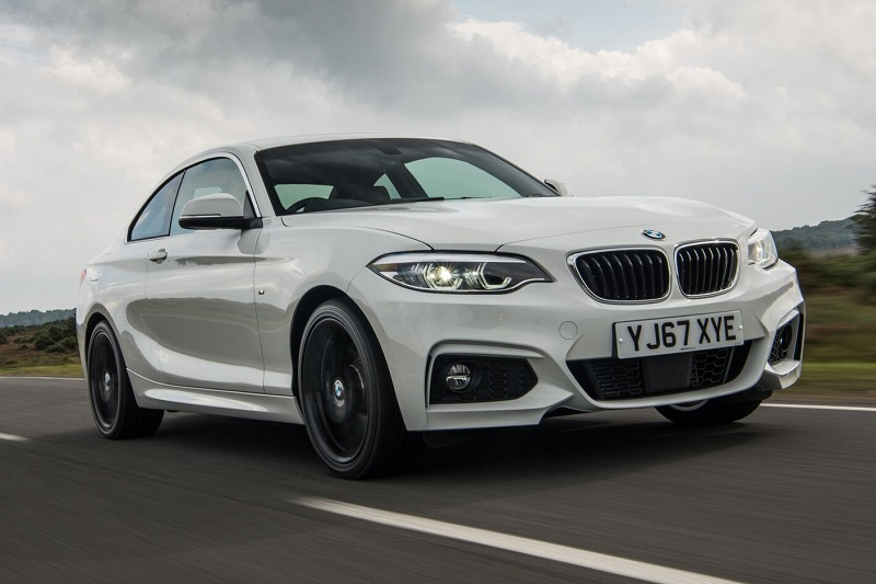 bmw 220d xdrive m sport coupe review business car manager. Black Bedroom Furniture Sets. Home Design Ideas