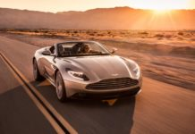 New Aston Martin DB11 Volante