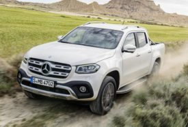 Mercedes X Class Is Safest Pick Up Business Car Manager