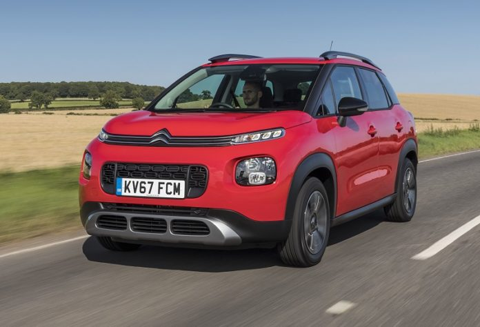 citroen c3 aircross flair review business car manager. Black Bedroom Furniture Sets. Home Design Ideas
