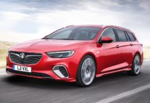 Insignia GSi Sports Tourer