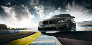 the bmw m3 cs