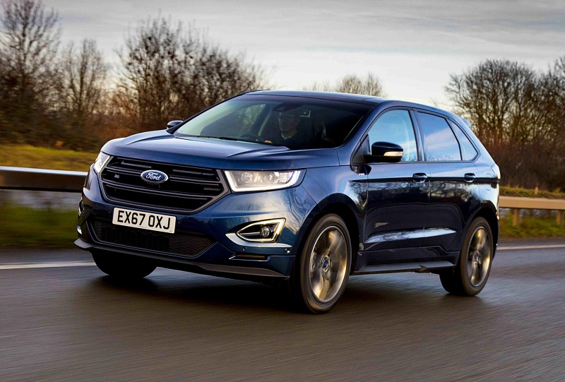 Ford Edge St Line 2 0 Tdci Review Business Car Manager