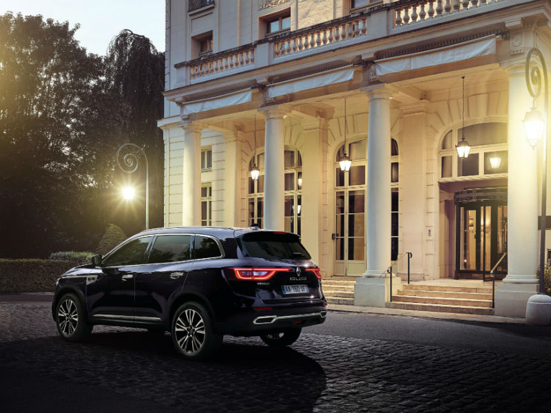 Renault Koleos Initiale Paris rear view