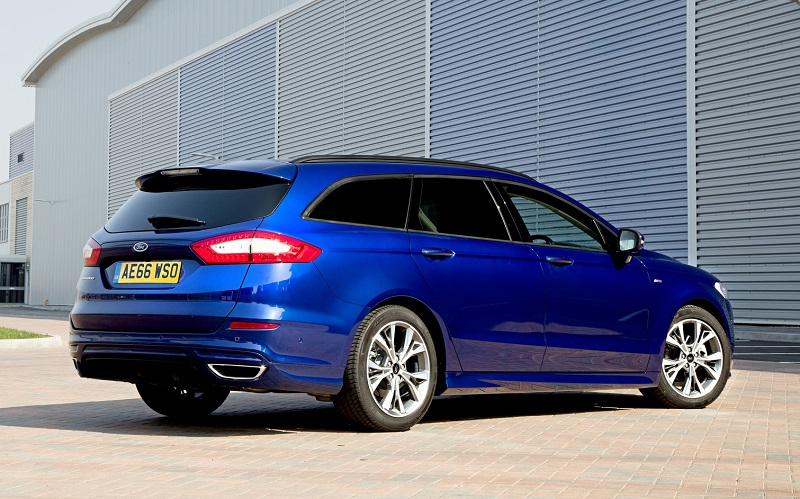 Ford Mondeo St Line Edition Estate Review Business Car