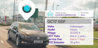 ODO fleet management for SMEs with company cars