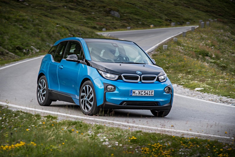 BMW i3 Hatch eDrive 94Ah Auto
