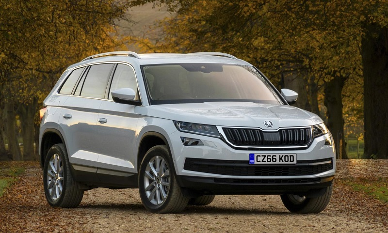 Skoda Kodiaq 2.0 TDI 150ps SE Technology 7SEAT DSG