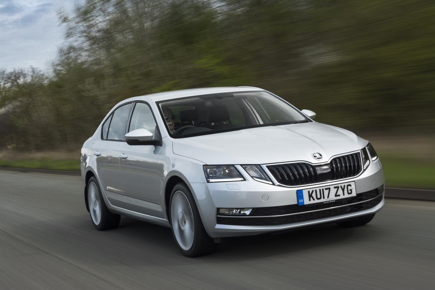 Skoda Octavia 5-Door Hatch 1.0 TSI 115ps SE Technology