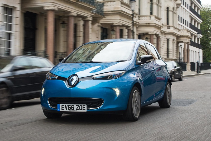 Renault Zoe 5 Door Hatch Dynamique Nav Auto