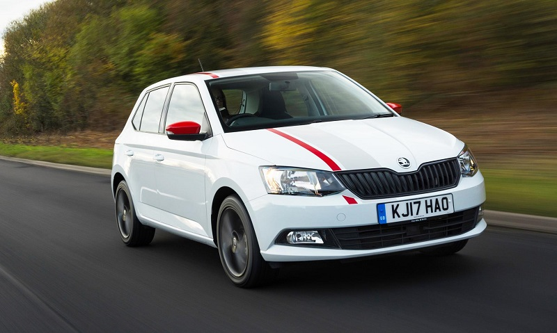 Skoda Fabia 5 Door Hatch 1.0 TSI 95ps SE