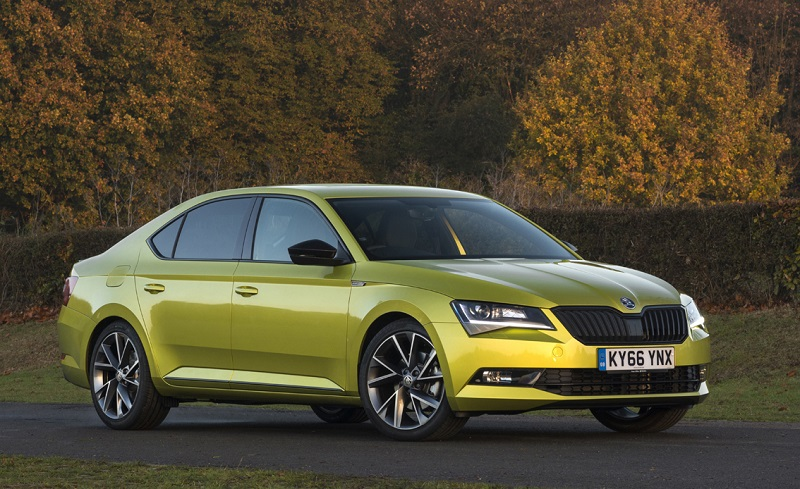 Skoda Superb Hatch 2.0TDI SCR 190ps Laurin+Klement DSG