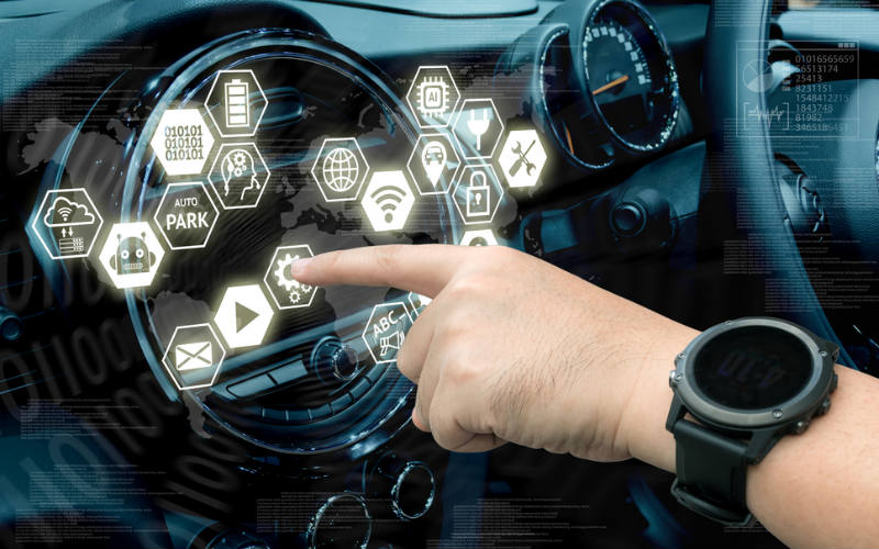Big data from cars allows future fleet forecasting